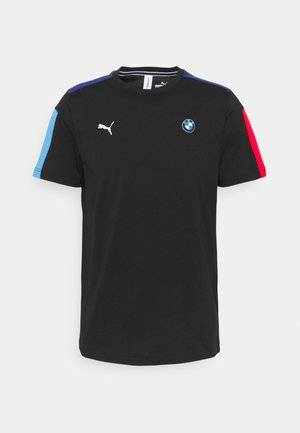 BMW TEE - T-shirt imprimé - black