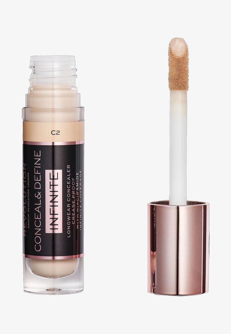 Make up Revolution - INFINITE XL CONCEALER - Concealer - c2
