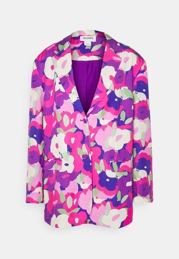 Krátký kabát - lilac/purple bright