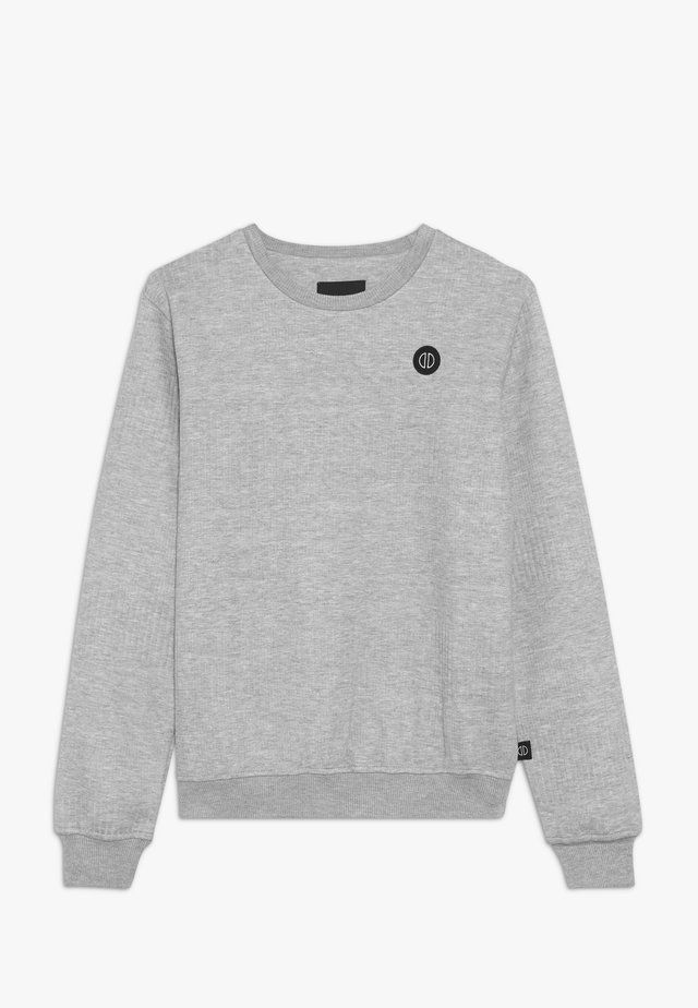 ANDREW - Strickpullover - grey