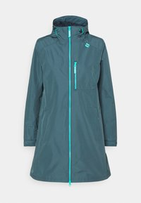 Helly Hansen - LONG BELFAST JACKET - Hardshell jacket - blue water - 0