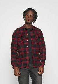 Redefined Rebel - Shirt - high risk red - 0