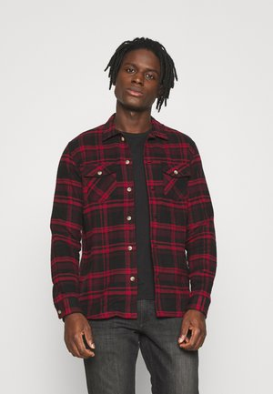 Camicia - high risk red