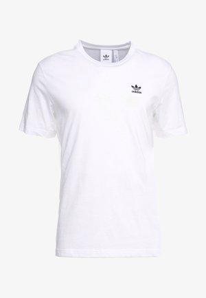 ESSENTIAL TEE UNISEX - Basic T-shirt - white