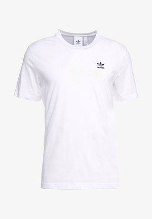 ESSENTIAL TEE UNISEX - T-shirts basic - white