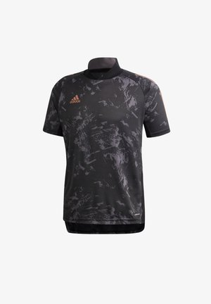 ADIDAS PERFORMANCE FUSSBALL - TEAMSPORT TEXTIL - TRIKOTS CONDIVO  - T-Shirt print - black