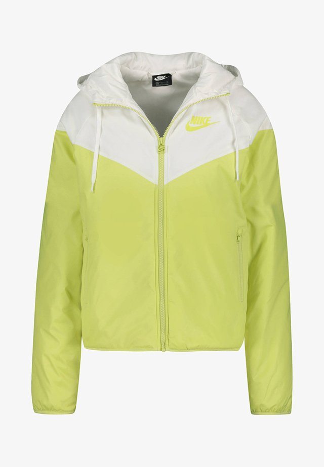 Veste coupe-vent - lime