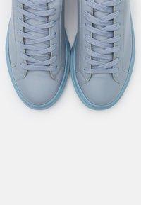 Samsøe Samsøe - OLJA  - Sneakers laag - blue mirage - 5