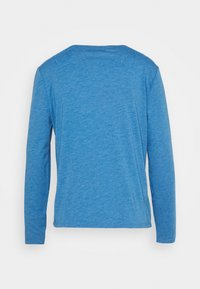 comma casual identity - Long sleeved top - blue - 1