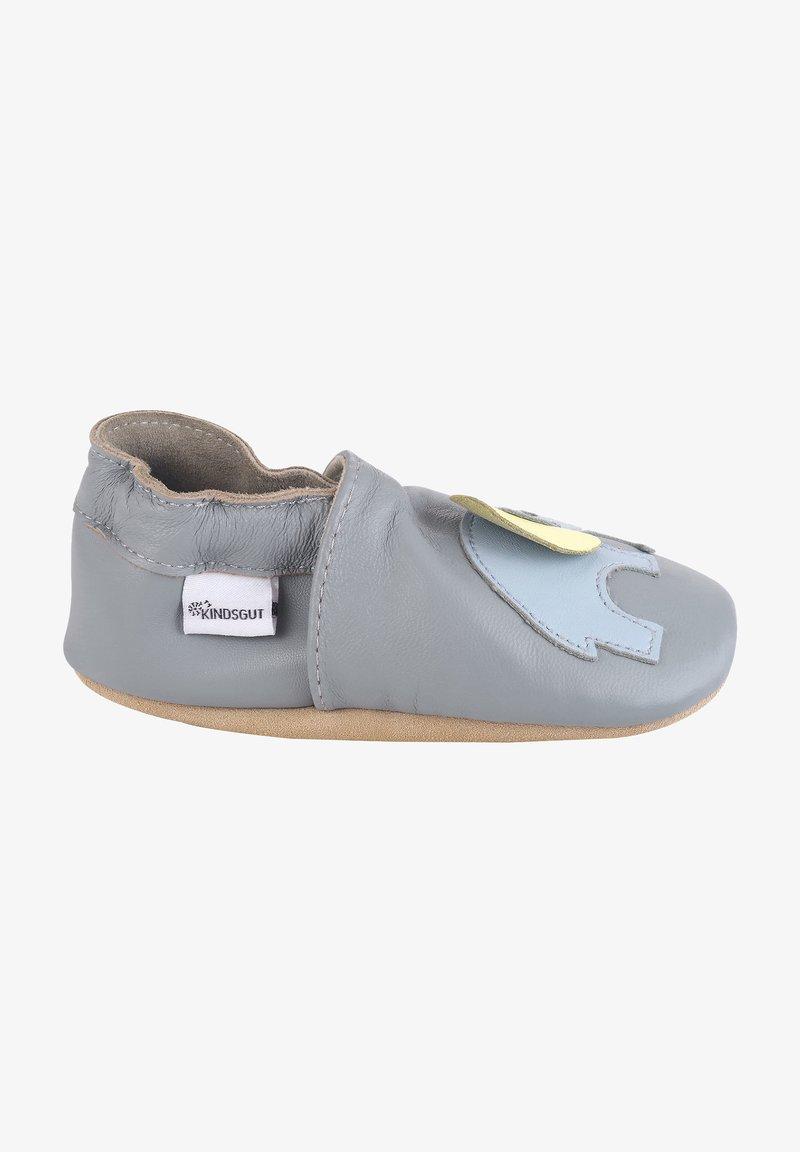 KINDSGUT - First shoes - grey