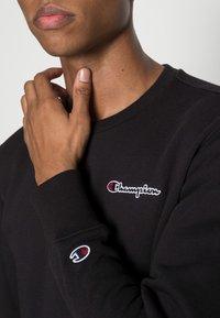 Champion Rochester - CREWNECK - Sweatshirt - black - 4