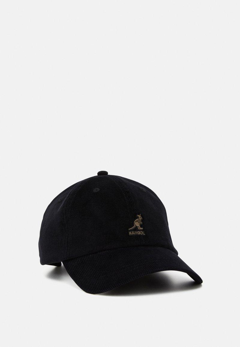 Kangol - BASEBALL - Caps - black