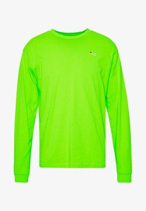 EITAN LONG SLEEVE - Långärmad tröja - sharp green