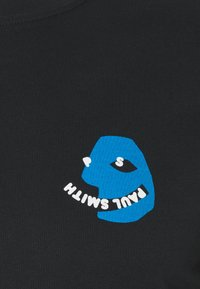 PS Paul Smith - MENS SLIM FIT FACE - Print T-shirt - black - 2