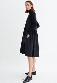 InWear - CAROLYN - Day dress - black - 1