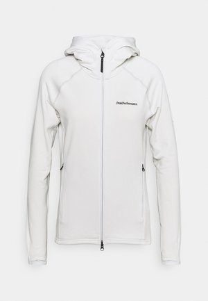 CHILL ZIP HOOD - Fleecejas - antarctica