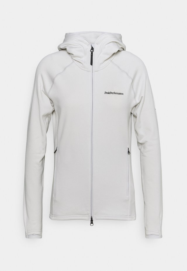 CHILL ZIP HOOD - Fleece jacket - antarctica