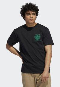 GATES REPAIR T-SHIRT - T-shirt print - black