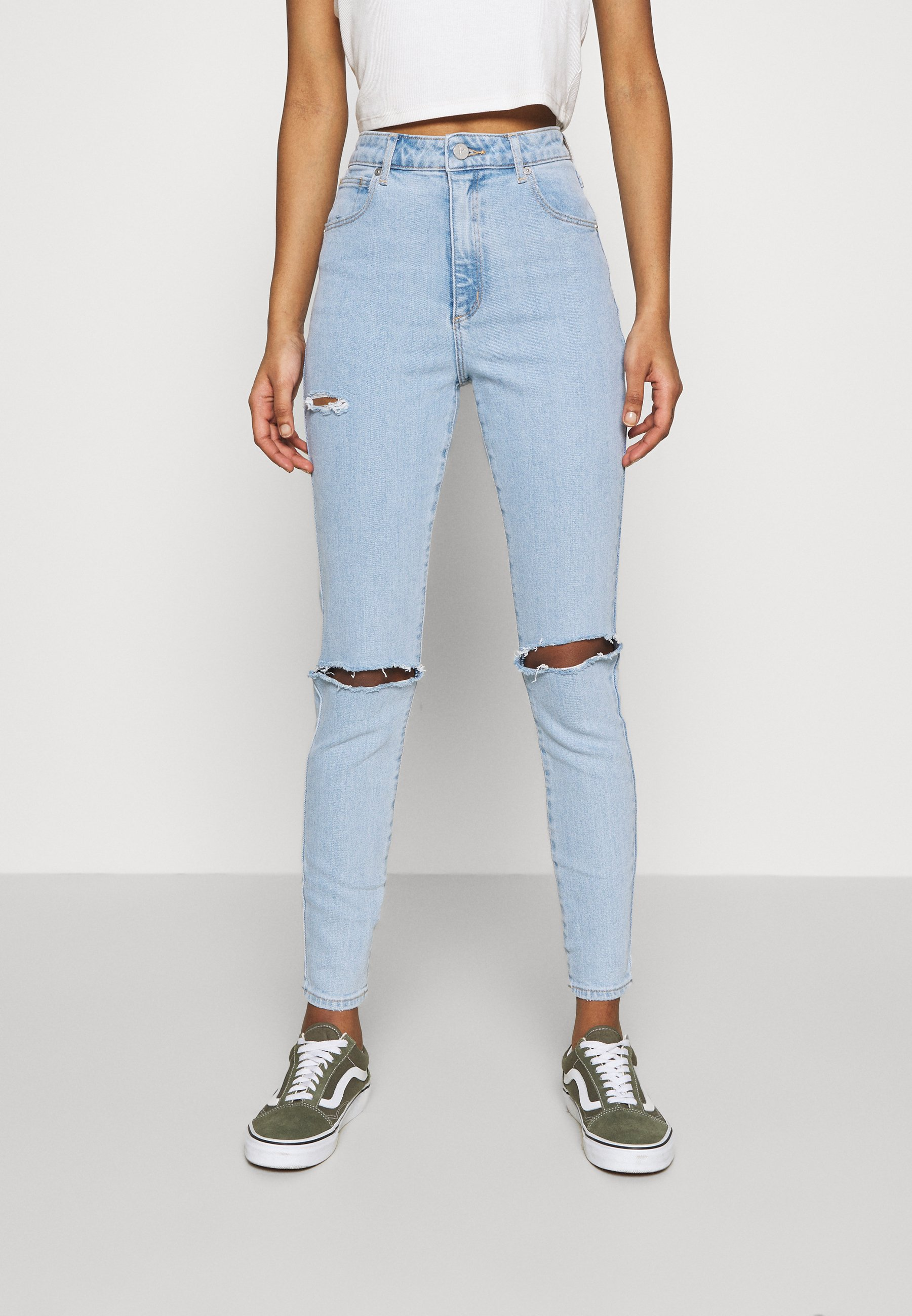 Women HIGH ANKLE BASHER - Jeans Skinny Fit