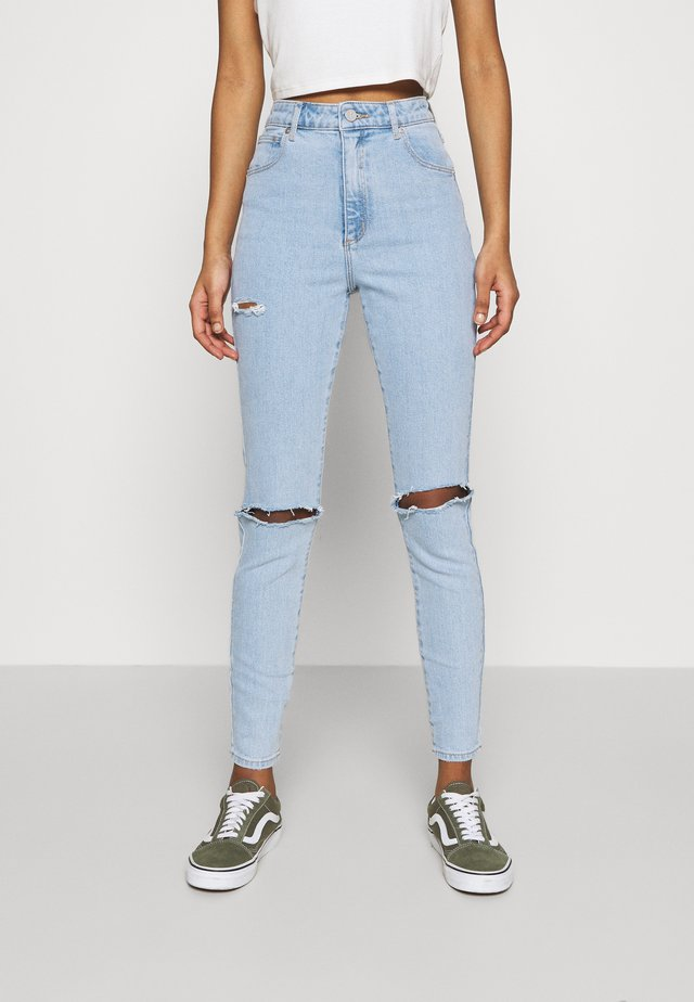 HIGH ANKLE BASHER - Jeansy Skinny Fit - walk away