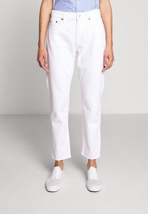 CARDWELL WASH - Relaxed fit jeans - white