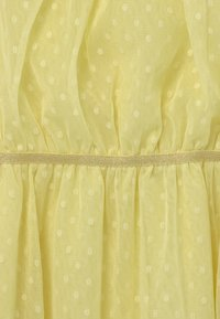 Name it - NKFVABOSS SPENCER - Cocktail dress / Party dress - yellow pear - 2