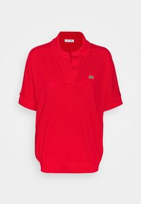 Lacoste - T-shirt basic - red - 4