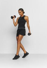Reebok - EPIC SHORT  - Sports shorts - black - 1