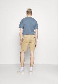 Hollister Co. - Shorts - light khaki - 2