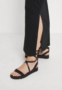 Vero Moda - VMADAREBECCA ANKLE DRESS - Maxi dress - black - 3