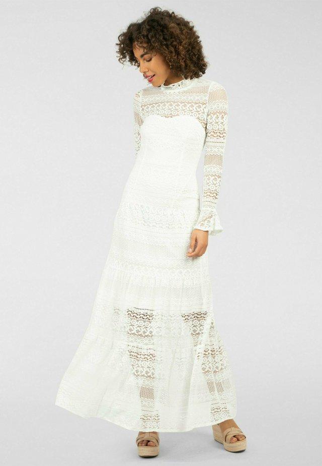 Suknia balowa - weiß