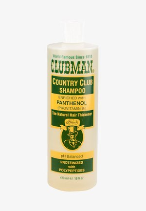 COUNTRY CLUB SHAMPOO 473ML - Shampoo - -