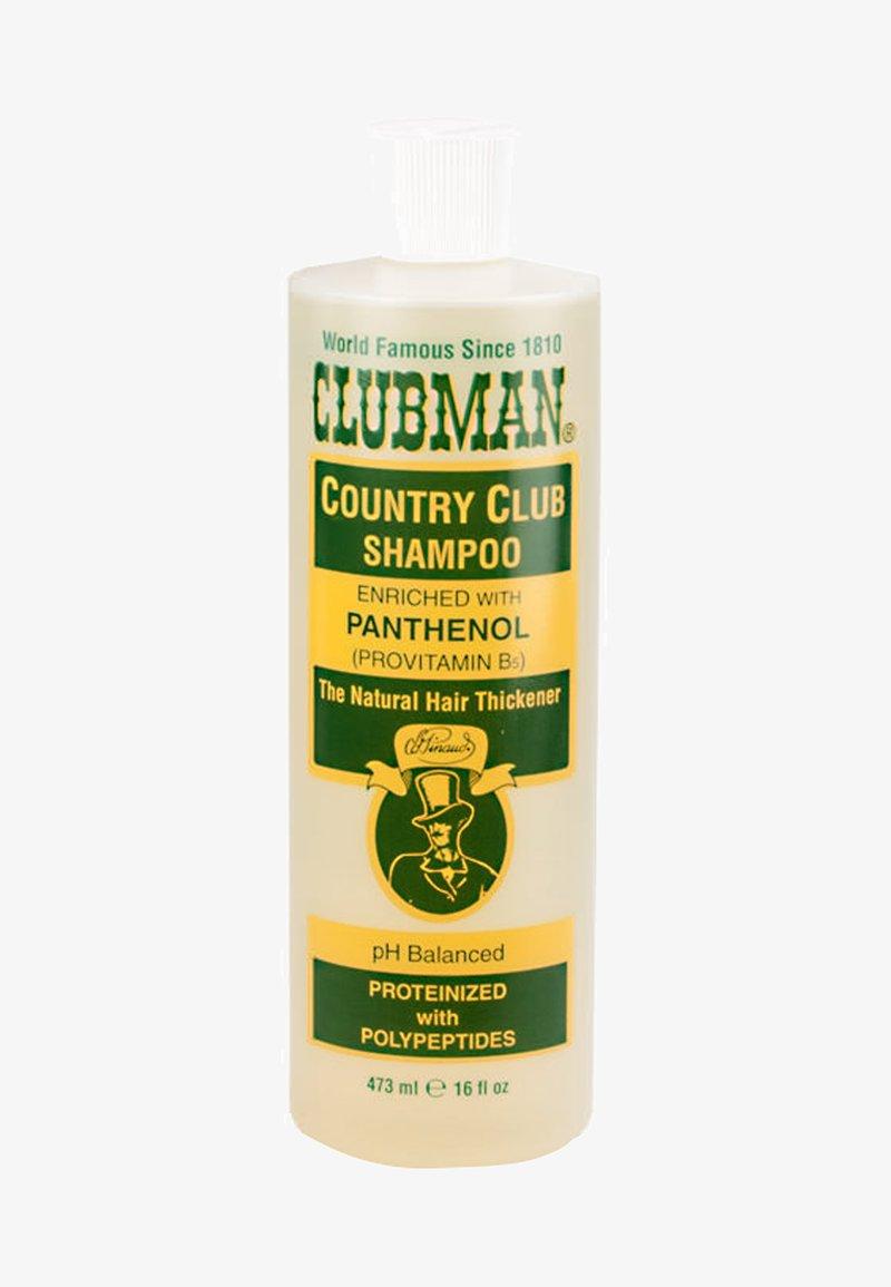 Clubman Pinaud - COUNTRY CLUB SHAMPOO - Shampoo - -