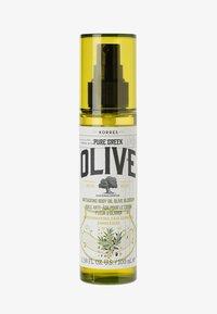 Korres - OLIVE & OLIVE BLOSSOM BODY OIL - Body oil - - - 0