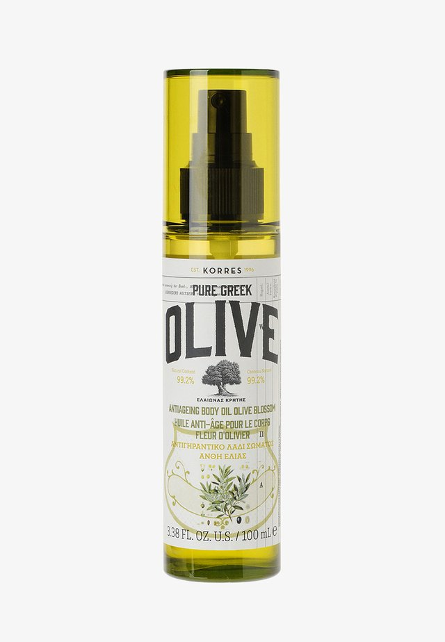 OLIVE & OLIVE BLOSSOM BODY OIL - Kropsolie - -