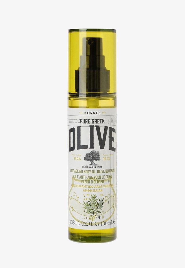 OLIVE & OLIVE BLOSSOM BODY OIL - Kroppsolja - -