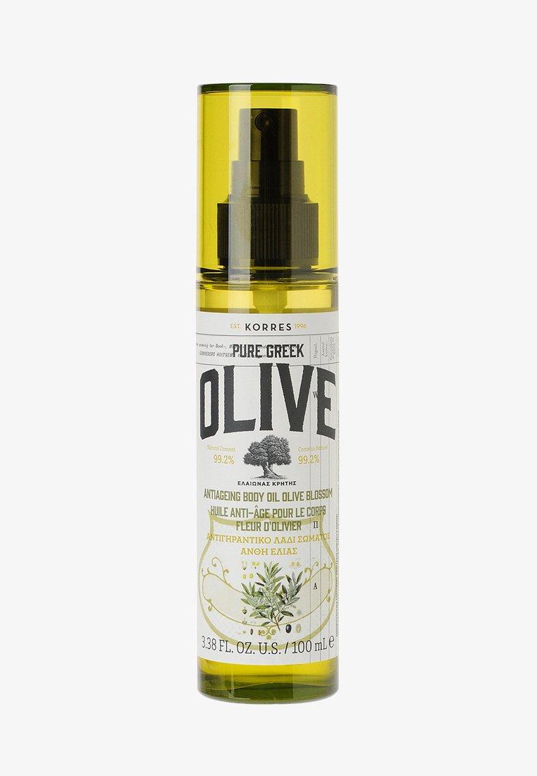 Korres - OLIVE & OLIVE BLOSSOM BODY OIL - Body oil - -