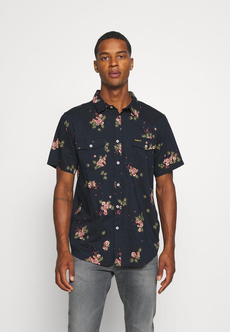 Billabong - ROSE GARDEN - Shirt - indigo