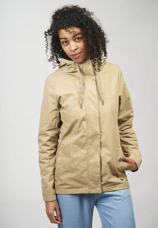 KIMBERLEY - Light jacket - tan/printed