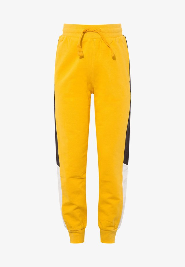 Verryttelyhousut - yellow