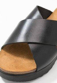 Grand Step Shoes - EMMA - Slip-ins - black - 2