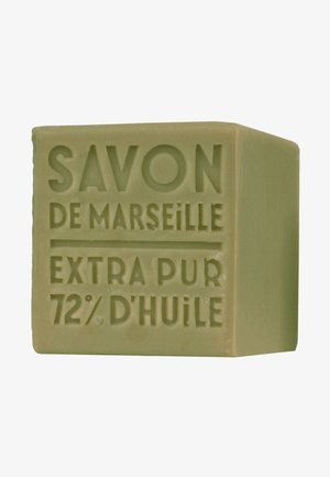 CUBE OF MARSEILLE SOAP  - Soap bar - olive