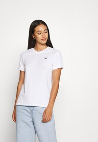 adidas Originals - T-shirts med print - white - 0