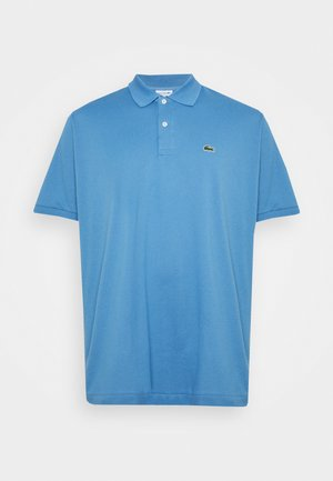 PLUS - Polo shirt - turquin blue