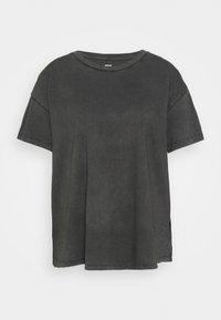 aerie - BASIC TEE - Basic T-shirt - grey shadow - 0