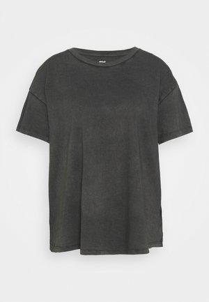 BASIC TEE - Basic T-shirt - grey shadow