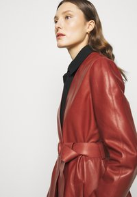 Bally - LUX COAT - Classic coat - spice - 3