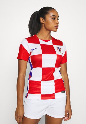 KROATIEN - National team wear - white/bright blue