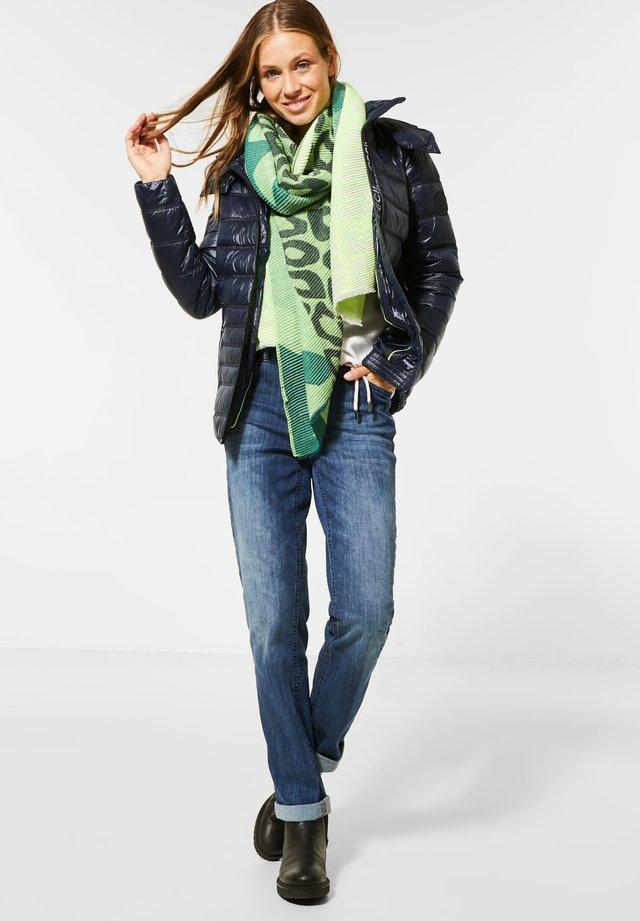 STEPPJACKE - Light jacket - blau