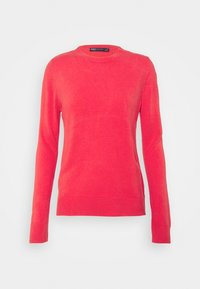 Marks & Spencer London - CREW - Trui - red - 0